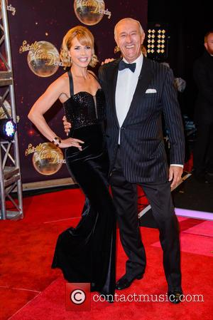 Darcey Bussell , Len Goodman - 'Strictly Come Dancing 2015' TV series launch at Elstree Studios - Red Carpet Arrivals...