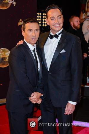 Bruno Tonioli , Craig Revel Horwood - 'Strictly Come Dancing 2015' TV series launch at Elstree Studios - Red Carpet...