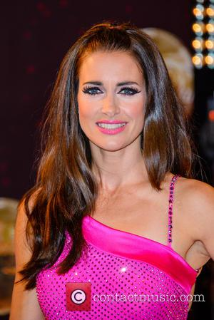 Kirsty Gallacher - 'Strictly Come Dancing 2015' TV series launch at Elstree Studios - Red Carpet Arrivals at Strictly Come...