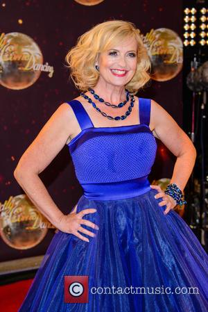 Carol Kirkwood - 'Strictly Come Dancing 2015' TV series launch at Elstree Studios - Red Carpet Arrivals at Strictly Come...