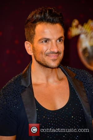 Peter Andre - 'Strictly Come Dancing 2015' TV series launch at Elstree Studios - Red Carpet Arrivals at Strictly Come...