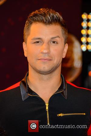 Pasha Kovalev - 'Strictly Come Dancing 2015' TV series launch at Elstree Studios - Red Carpet Arrivals at Strictly Come...