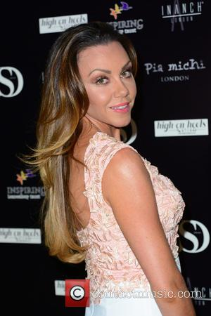 MICHELLE HEATON - Inspiring Leadership Awards 2015 at the Corinthia Hotel - London, United Kingdom - Wednesday 2nd September 2015