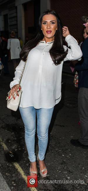 Marnie Simpson - Jeans for Genes Day 2015 launch party - Outside Arrivals - London, United Kingdom - Wednesday 2nd...