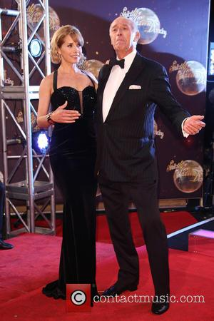 Darcey Bussell and Len Goodman