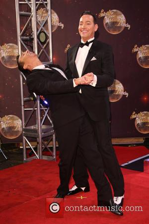 Bruno Tonioli , Craig Revel Horwood - 'Strictly Come Dancing 2015' TV series launch at Elstree Studios at Strictly Come...