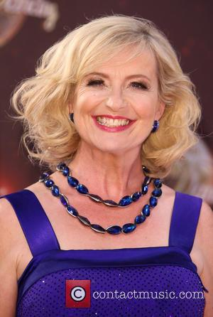Carol Kirkwood - 'Strictly Come Dancing 2015' TV series launch at Elstree Studios at Strictly Come Dancing - Borehamwood, United...