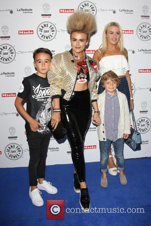 Tallia Storm, Brother and Sister