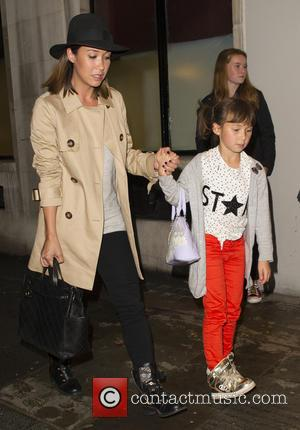 Myleene Klass and Ava Bailey Quinn