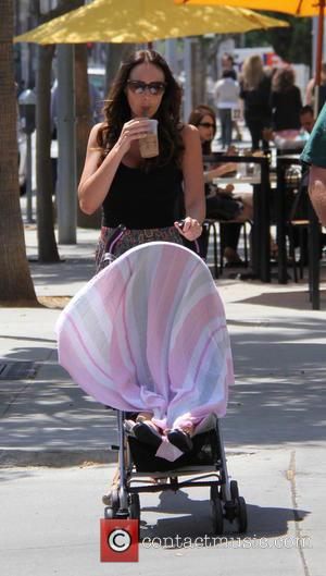 Tamara Ecclestone , Sophia Eccelstone-Rutland - Tamara Ecclestone out and about with her daughter Sophia in Beverly Hills at beverly...