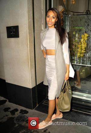 Rachel Christie - VlogStar held their launch party event at the Ivy Club west street london this evening attended by...