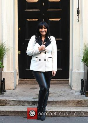 Martine McCutcheon - Pictured: Martine McCutcheon launches her debut collection for Fashion World on Wednesday 2nd September at The House...