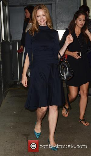 Judy Greer - Celebrities out and about in New York City - New York City, New York, United States -...