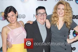 Yael Stone, Natasha Lyonne , Lea DeLaria - New York premiere of 'Addicted to Fresno' - Arrivals at SVA Theatre...