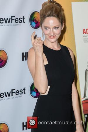 Judy Greer - New York premiere of 'Addicted to Fresno' - Arrivals at SVA Theatre - New York, United States...