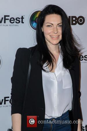 Laura Prepon - New York premiere of 'Addicted to Fresno' - Arrivals at SVA Theatre - New York, United States...