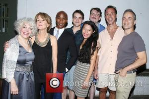 Marilyn Sokol, Lee Roy Rogers, Serge Thony, Andy Reinhardt, Rebeca Fong, Ian Gould, Nelson Avidon and Christopher Daftsios