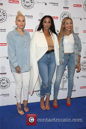 Stooshe - Jeans for Genes party held at Chinawhite - Arrivals at Chinawhite - Borehamwood, United Kingdom - Wednesday 2nd...