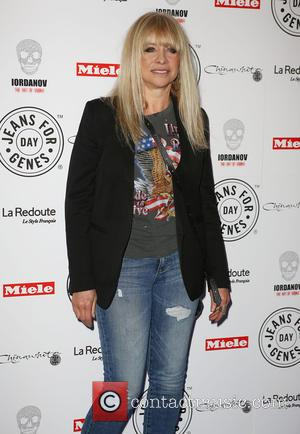 Jo Wood - Jeans for Genes Party at Chinawhite at Chinawhite - London, United Kingdom - Wednesday 2nd September 2015