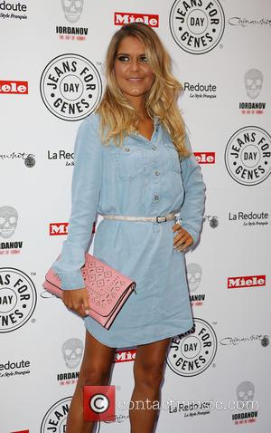 Gemma Oaten - Jeans for Genes Party at Chinawhite at Chinawhite - London, United Kingdom - Wednesday 2nd September 2015