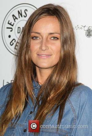Fran Newman-Young - Jeans for Genes Launch Party at Chinawhite - Arrivals at Chinawhite - London, United Kingdom - Wednesday...