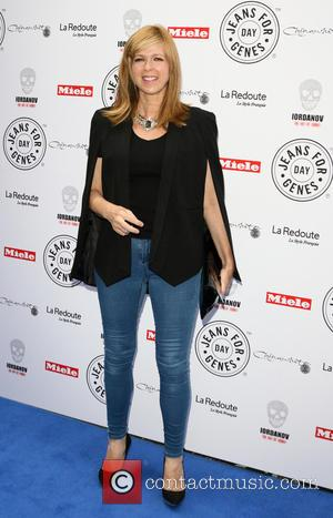 Kate Garraway - Jeans for Genes Launch Party at Chinawhite - Arrivals at Chinawhite - London, United Kingdom - Wednesday...