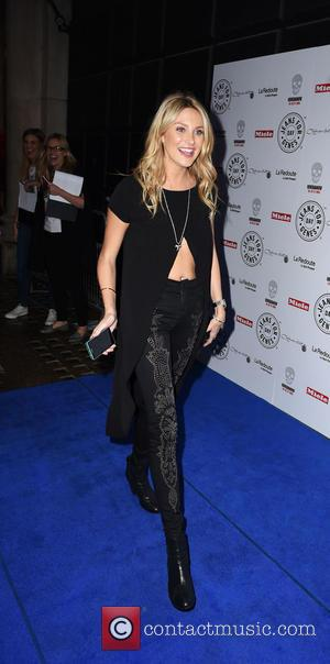 Stephanie Pratt - Jeans for Genes party held at Chinawhite - Outside Arrivals at Chinawhite - London, United Kingdom -...