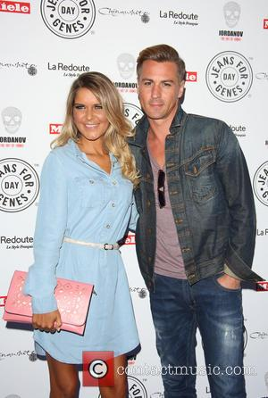 Matt Evers and Gemma Oaten