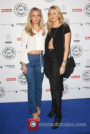 Stephanie Pratt , Tiffany Watson - Jeans for Genes party held at Chinawhite - Arrivals at Chinawhite - London, United...