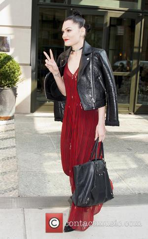 Jessie J - Jessie J leaving her New York hotel at Downtown NYC - New York, New York, United States...
