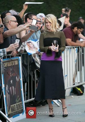 Alice Eve , fans - Los Angeles Premiere of 'Radius and G4 Productions' 'Before We Go' at ArcLight Cinemas -...