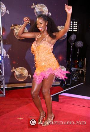 Jamelia - 'Strictly Come Dancing 2015' TV series launch at Elstree Studios at Strictly Come Dancing - Borehamwood, United Kingdom...