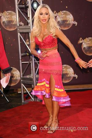 Kristina Rihanoff - 'Strictly Come Dancing 2015' TV series launch at Elstree Studios at Strictly Come Dancing - Borehamwood, United...