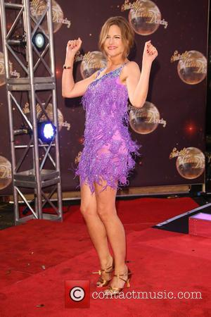 Katie Derham - 'Strictly Come Dancing 2015' TV series launch at Elstree Studios at Strictly Come Dancing - Borehamwood, United...