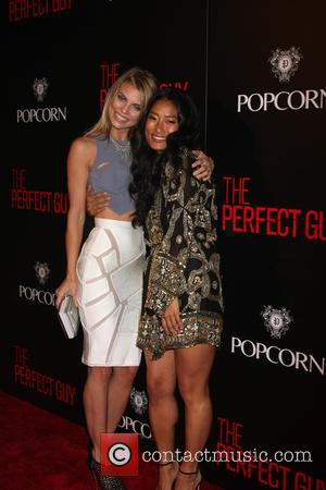 AnnaLynne McCord , Chloe Flower - Los Angeles Premiere of Screen Gems' 'The Perfect Guy' at The WGA Theater -...
