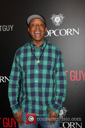 Russell Simmons - Los Angeles Premiere of Screen Gems' 'The Perfect Guy' at The WGA Theater - Arrivals at Writer's...