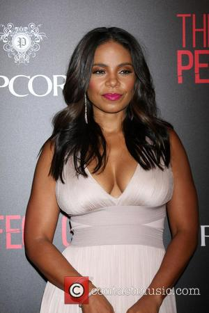 Sanaa Lathan - Los Angeles Premiere of Screen Gems' 'The Perfect Guy' at The WGA Theater - Arrivals at Writer's...