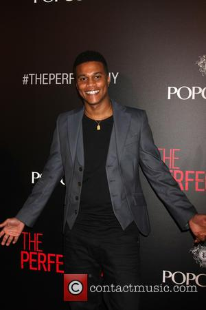 Cory Hardrict - Los Angeles Premiere of Screen Gems' 'The Perfect Guy' at The WGA Theater - Arrivals at Writer's...
