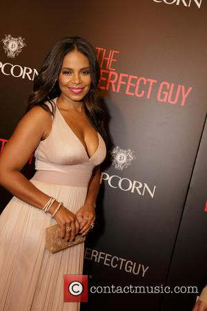 Sanaa Lathan - 'The Perfect Man' premiere - Arrivals at WGA Theater - Beverly Hills, California, United States - Wednesday...