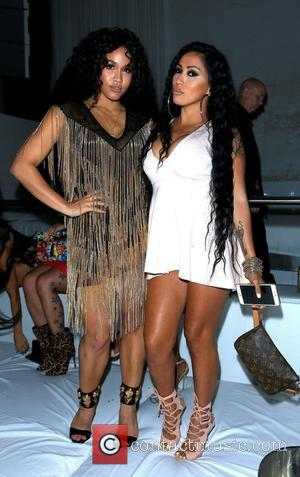 Rosa Acosta , Mitsy Ramos - Rosa Acosta and Geebin Flores at the Supper Club in Hollywood - Hollywood, California,...