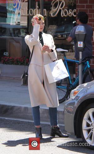 Jaime King - Jaime King out and about in Beverly Hills at beverly hills - Beverly Hills, California, United States...