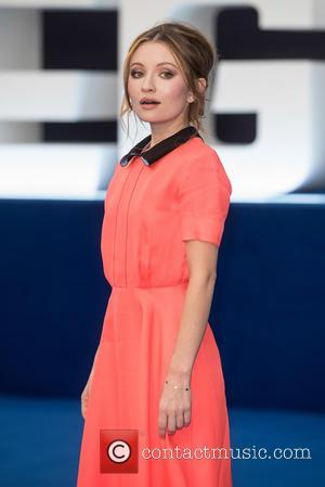 Emily Browning - 'Legend' UK film premiere held at the Odeon Leicester Square - Arrivals. at Odeon Leicester Square -...
