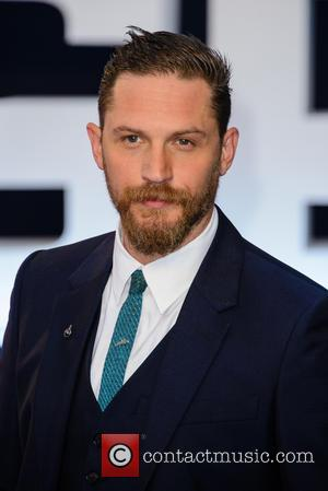 Tom Hardy - The World  Premiere of 'Legend' held at the Odeon Leicester Square - Arrivals at Odeon Leicester...