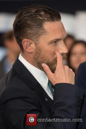 Tom Hardy - 'Legend' UK film premiere held at the Odeon Leicester Square - Arrivals at Odeon Leicester Square -...