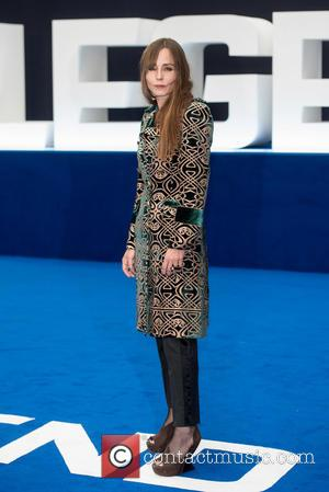 Tara Fitzgerald - 'Legend' UK film premiere held at the Odeon Leicester Square - Arrivals at Odeon Leicester Square -...