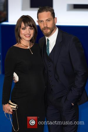 Tom Hardy , Charlotte Riley - The World  Premiere of