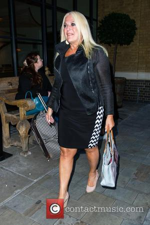 Vanessa Feltz - Celebrities attend the 'Ricki and the Flash' screening at The Ham Yard Hotel at The Ham Yard...