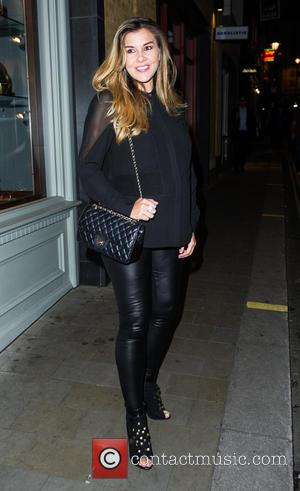 Imogen Thomas - Celebrities attend the 'Ricki and the Flash' screening at The Ham Yard Hotel at The Ham Yard...