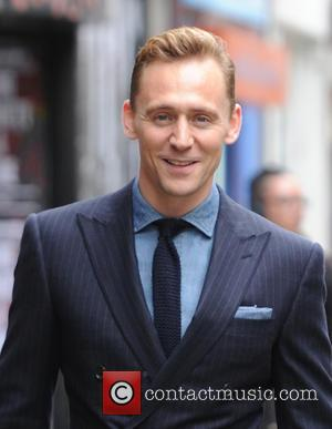 Tom Hiddleston - Tom Hiddleston seen out and about in London's Soho. - London, United Kingdom - Thursday 3rd September...