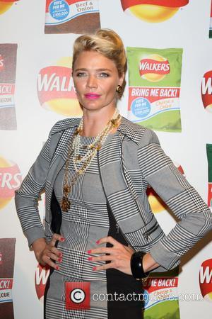Jodie Kidd - Walkers Bring Them Back Launch at Vinopolis, London at Vinopolis - London, United Kingdom - Thursday 3rd...